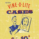 Vine-O-Lite Photobooth Sleeves by kayve
