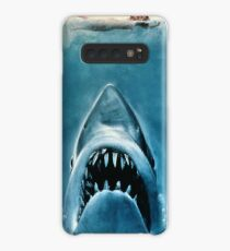 Jaws movie poster Case/Skin for Samsung Galaxy