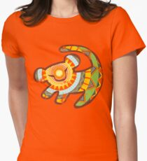 Simba One Womens Fitted T-Shirt