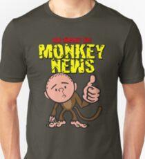 Karl Pilkington - Monkey News Unisex T-Shirt