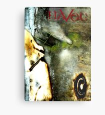 GRAPHIC NOVEL COVER: HAVOC Metal Print