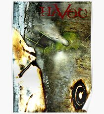 GRAPHIC NOVEL COVER: HAVOC Poster