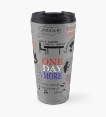 Les Miserables Quotes Travel Mug