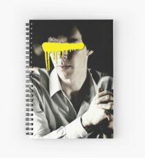 Blind Spiral Notebook