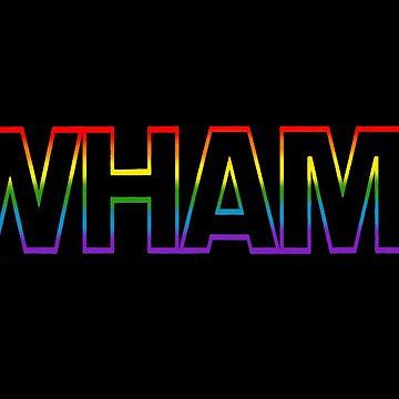 Wham! rainbow  by inge-enter