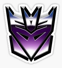 Decepticon Sticker
