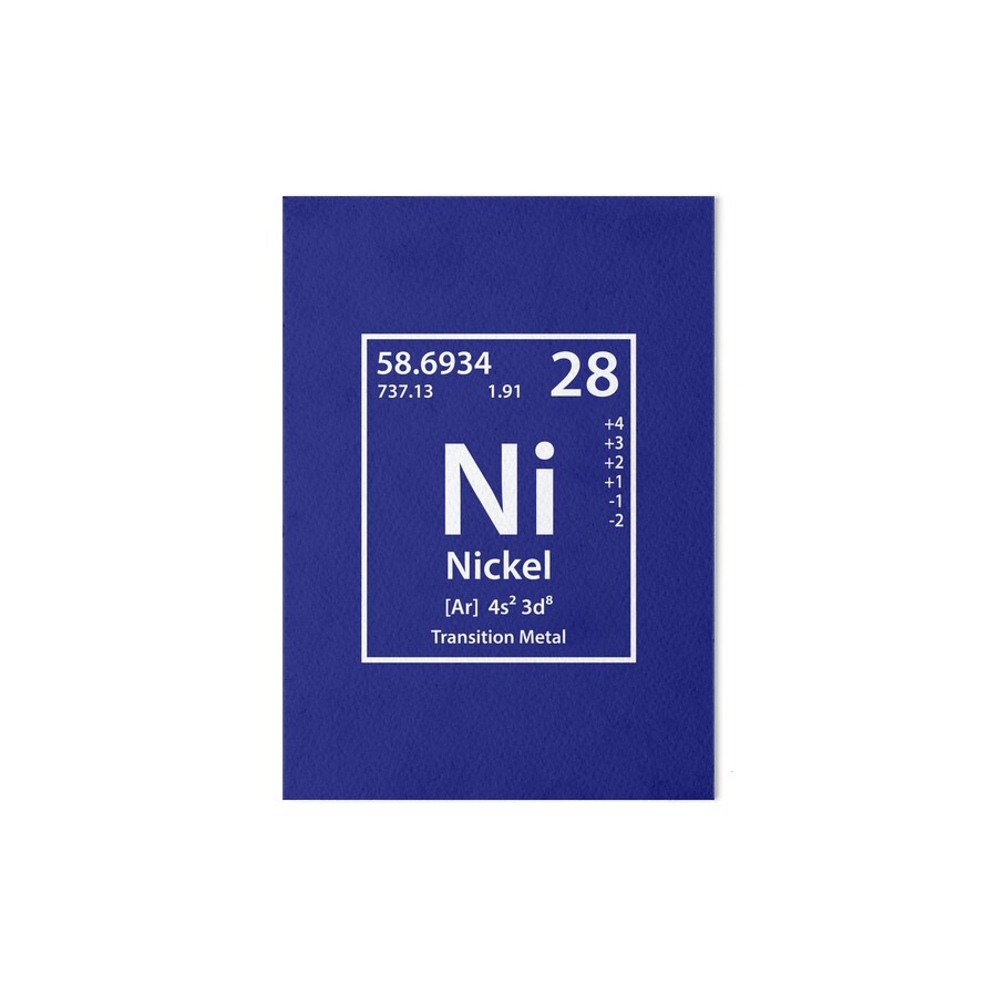 Nickel element art boards by cerebrands redbubble nickel element by cerebrands buycottarizona Images