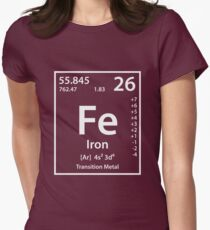 Iron Element Women's Fitted T-Shirt