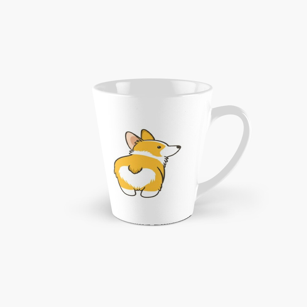 Corgi Heart Butt Mugs