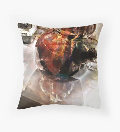 Bong Throw Pillow