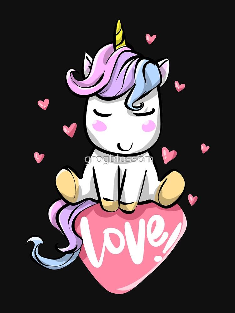 cute unicorn cartoon - 750×1000