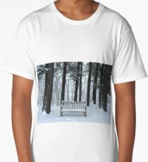 Underneath The Trees Long T-Shirt