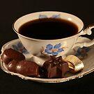 coffee break by dagmar luhring