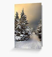 January 30 Greeting Card