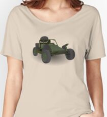 Like a King in my Dune Buggy Women's Relaxed Fit T-Shirt