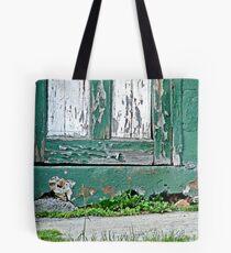 Green. . . .  Tote Bag