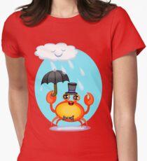 Singing In The Rain Crab T-Shirt T-Shirt