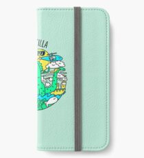 Greg The Green Z iPhone Wallet/Case/Skin