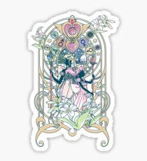 Pegatina Sailormoon - Neo Crystal Serenity