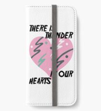 Kate Bush Thunder in our Hearts iPhone Wallet/Case/Skin