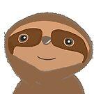 Sloth by Claybornnation