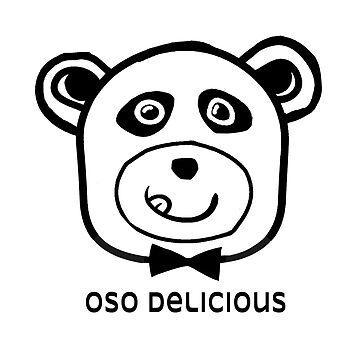 Oso Delicious by JordanBrady
