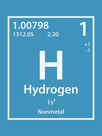 is hydrogen a nonmetal