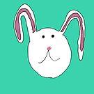 Bunny  by Claybornnation