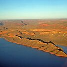 Lake Argyle near Kununurra, Western Australia by Adrian Paul