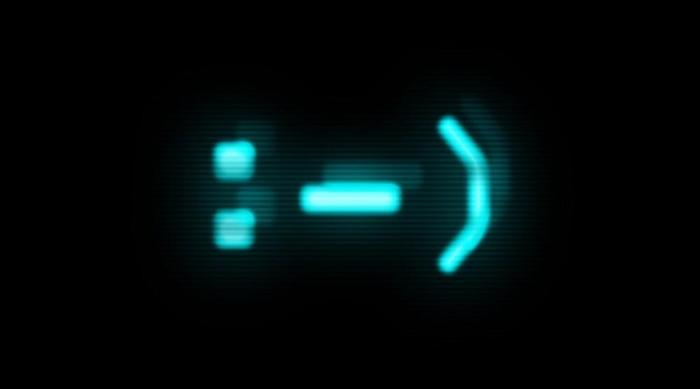 """CRT  emoticon"" by BLTV"