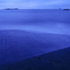 Saint Malo at sunset by 64iso