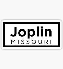 Joplin Missouri Sticker