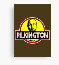 Karl Pilkington Canvas Print