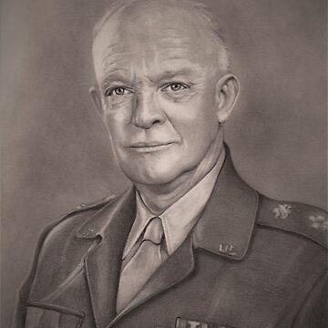 Ike~General, President, and Artist by phumbargar