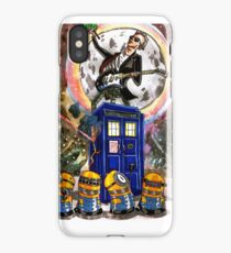 Despicable Who iPhone Case/Skin