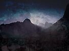 Ross Lake at Sunrise by Jeff Burgess