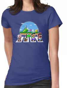 Mushroom Road Womens Fitted T-Shirt