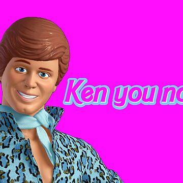 Ken you not? by octopussgarden