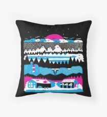 Wander With The Stars Throw Pillow