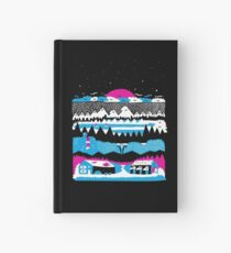 Wander With The Stars Hardcover Journal