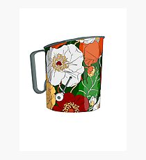 Vintage Poppy Sifter Photographic Print