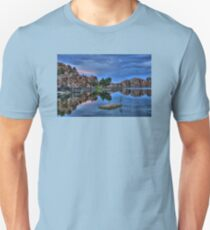The Dells At Sunset Unisex T-Shirt