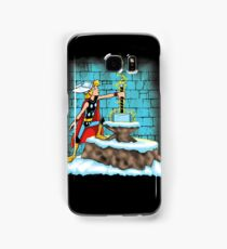 King Ar-THOR Samsung Galaxy Case/Skin