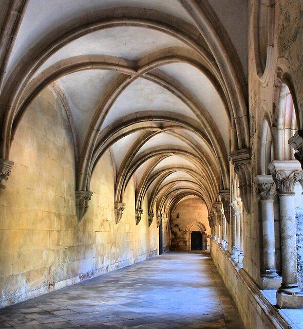 The monastery VI by CarlaSophia