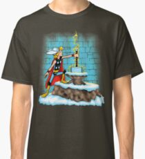 King Ar-THOR Classic T-Shirt