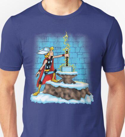 King Ar-THOR T-Shirt