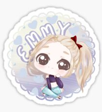 EmmyChibi Sticker! Sticker