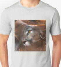 Cougar Puma panther animals,wildlife,wildlife art,nature T-Shirt