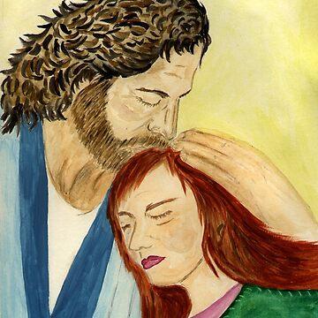 Jesus my Friend by AnneG