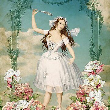 Rose White by christymcnutt